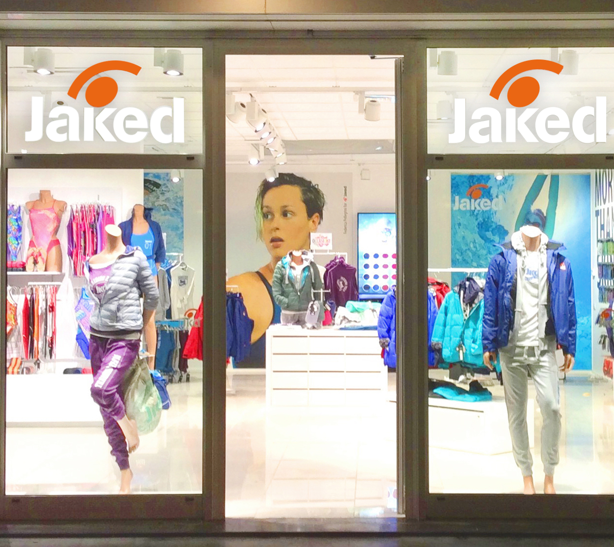Store Jaked a Napoli