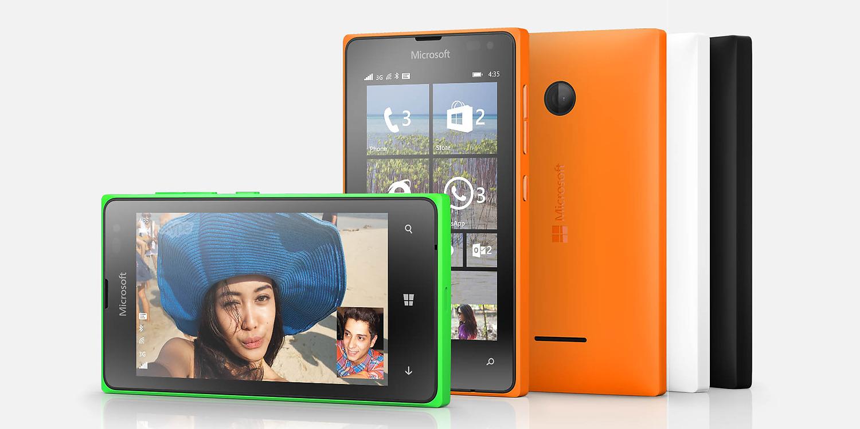 Noka Lumia 435