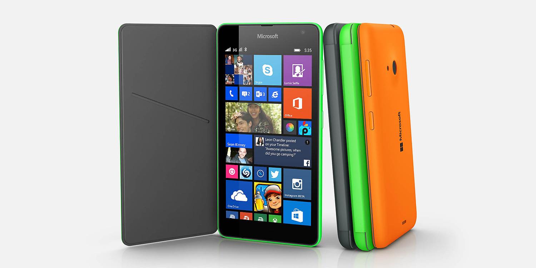 Smartphone Nokia Lumia 535