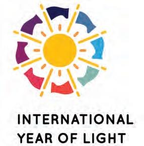 locandina anno internazionale della luce