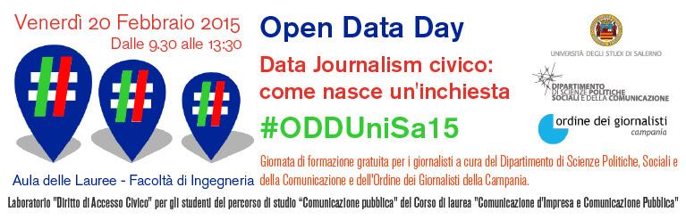 Data Juornalism e giornalismo d inchiesta all Università degli Studi di Salerno
