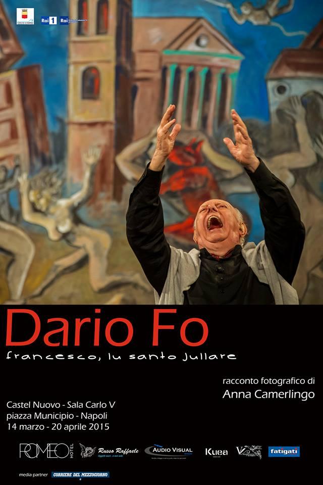 Dario Fo locandina