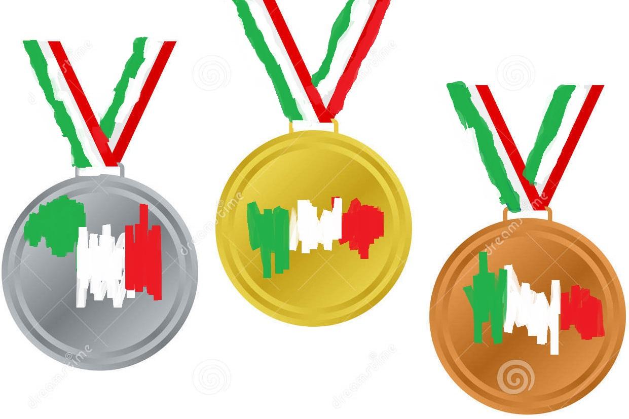 Italia medaglie mondiali ed europee