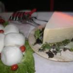 Mozzarella di Bufala e Grana Padano