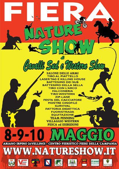 Locandina Nature Show