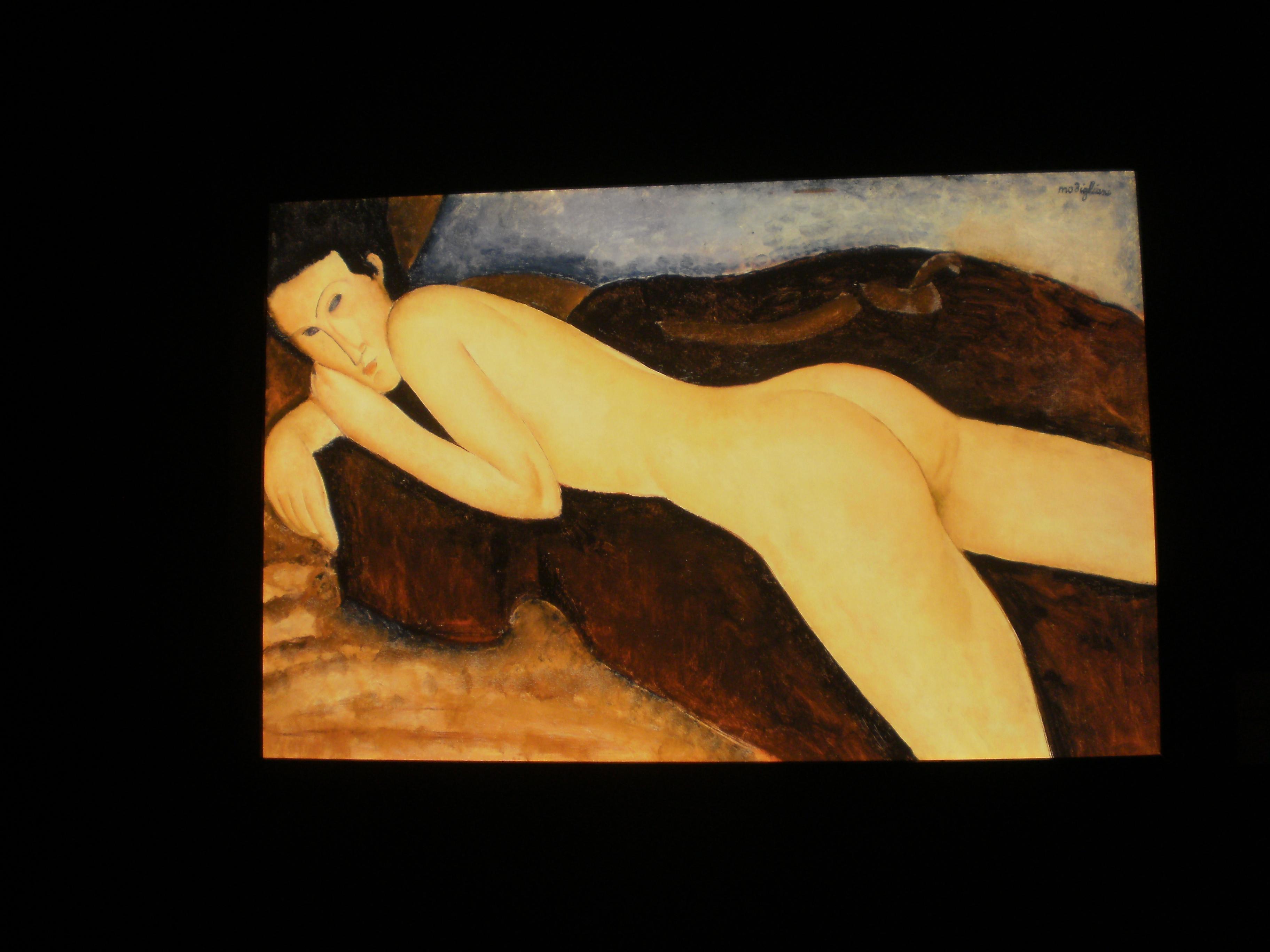 Les Femmes di Modigliani