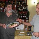 Luigi Farina e Bruno Carotenuto