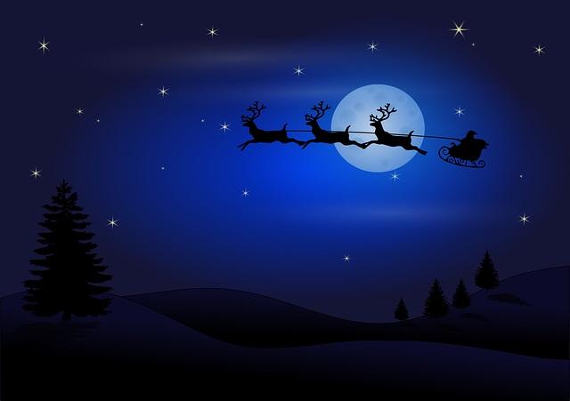 Babbo Natale - Buone Feste