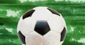 Calciomercato, pallone da calcio