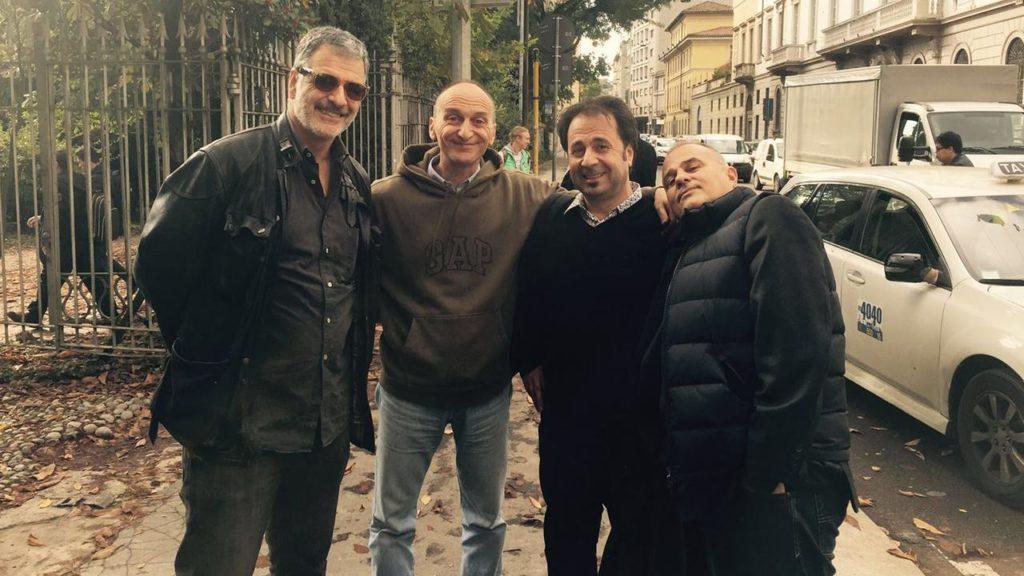 Stasera inTv - Rai2 - Milano-Roma - In viaggio con i Gialappa's