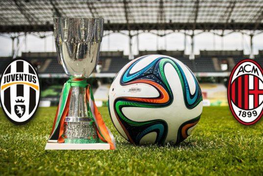 SuperCoppa italiana 2016 - Juventus e Milan