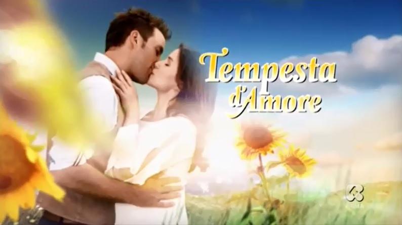 Tempesta d'amore - Rete 4 - Stasera in tv