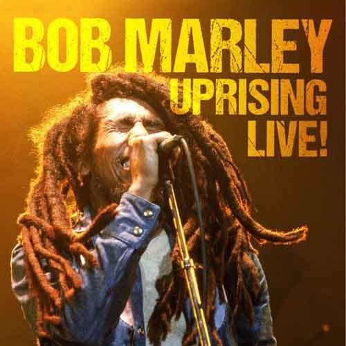 BOB MARLEY Uprising live