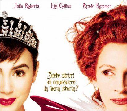 Biancaneve, film con Julia Roberts, Lily Collins e Arnie Hammer