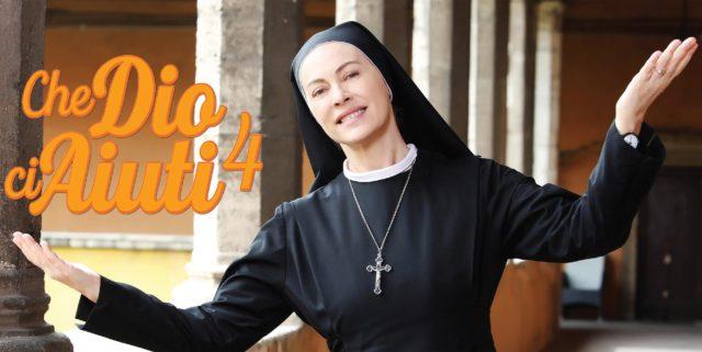 Che Dio ci Aiuti 4, con Elena Sofia Ricci e Francesca Chillemi