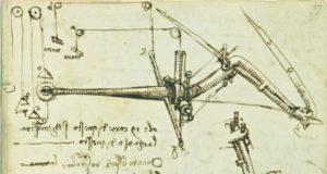 Codice sul volo degli uccelli di Leonardo