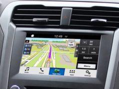 Ford, le app dello smartphone sul touchscreen di bordo