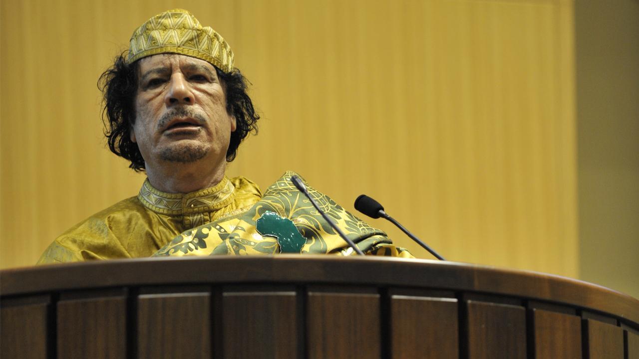Gheddafi Mu'ammar