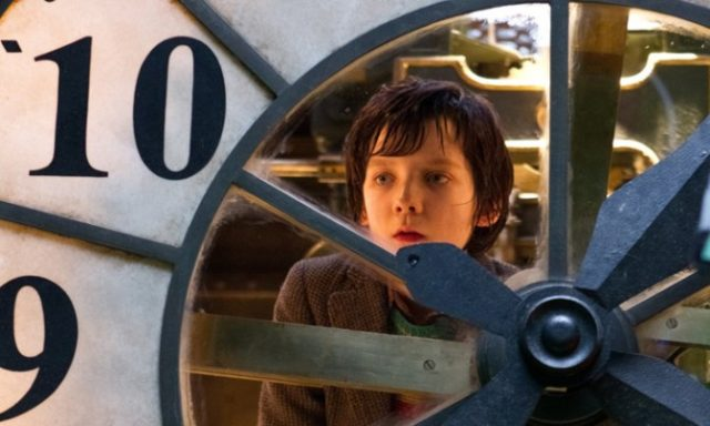 Hugo Cabret, film di Martin Scorsese con Asa Butterfield e Jude Law