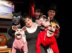 I tre porcellini al Teatro San Carlino