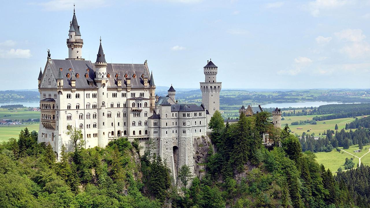 Il castello medievale for Piani di casa castello medievale