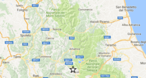 L'Aquila, terremoto oggi 8 gennaio 2017