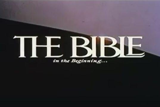 La Bibbia - Film