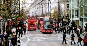 Londra autobus
