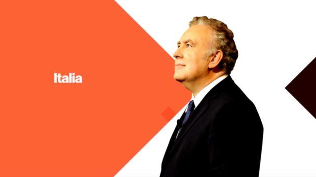 Michele Santoro torna con Italia stasera in tv su Rai2