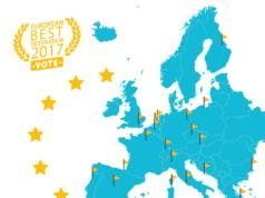 Milano e Roma candidate a 'European Best Destination' 2017