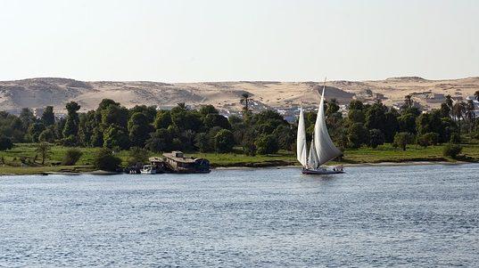 Nilo, il fiume più lungo del mondo