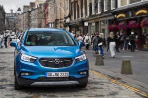 Opel Mokka X eleganza e comfort