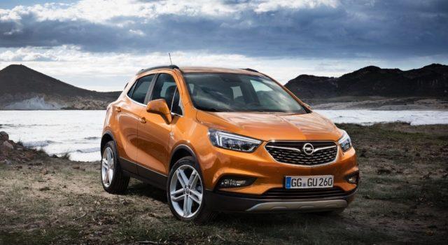 Opel Mokka X trazione 4x4