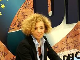 Patrizia Spinelli, Segretaria provinciale della Feneal Uil di Salerno