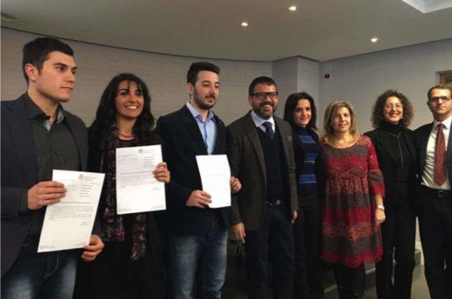 Presentata UniMap, la mappa dell'UNISA, Università degli Studi di Salerno, con i percorsi dedicati alla disabilità