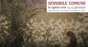 Sensibile comune - Le opere vive, mostra gratuita a Roma