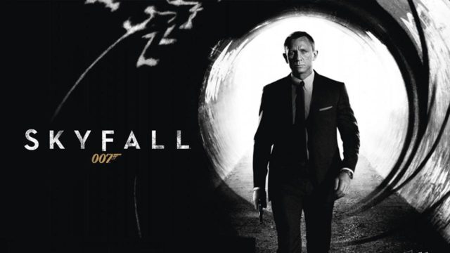 Stasera in tv 007 Skyfall con Daniel Craig