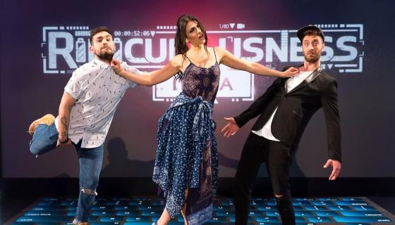 Stasera in tv Ridiculousness, conducono Stefano Corti, Alessandro Onnis e Giulia Salemi