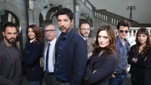 Stasera in tv su RAI1 I bastardi di Pizzofalcone, con Alessandro Gassman e Alessandra Crescentini