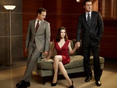 The Good Wife - Peter Florrick, Alicia e Will Gardner