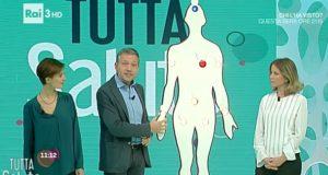 Tutta Salute, programma tv condotto da Debora Rasio, Pier Luigi Spada e Silvia Bencivelli