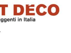 Art Dèco. Gli anni ruggenti in Italia