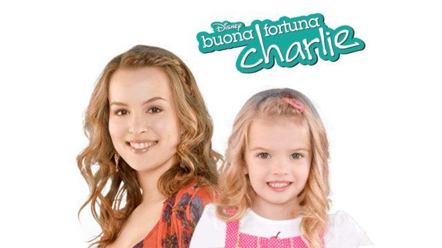 BUONA FORTUNA CHARLIE con Teddy e Charlie è su Rai Gulp