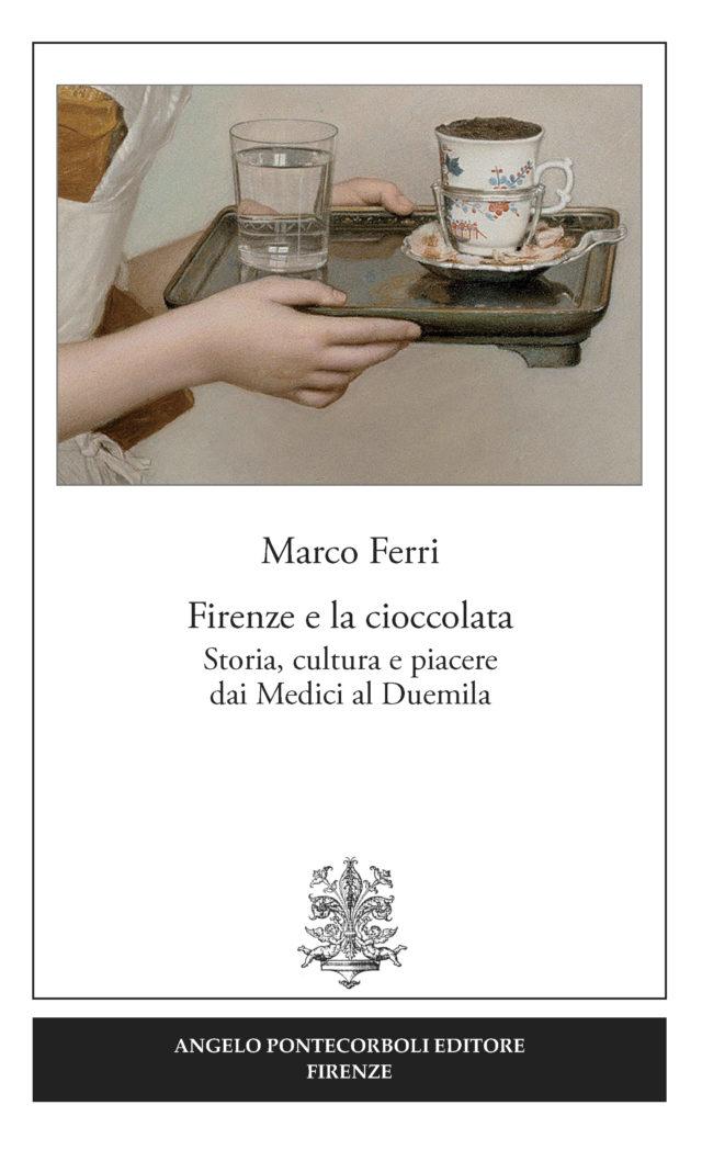 Copertina libro Firenze e la cioccolata