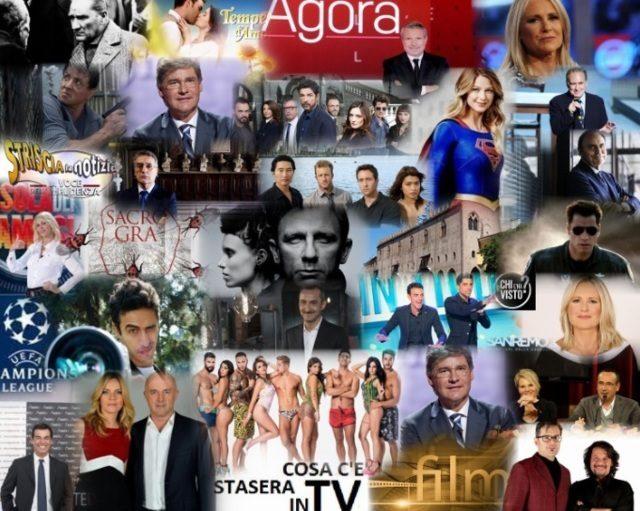 Cosa c'è stasera in TV