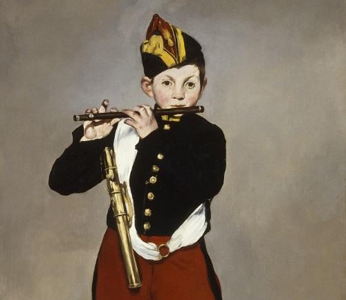 Edouard Manet, Il Piffero