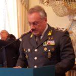 Giorgio Toschi Comandante Generale della Guardia di Finanza