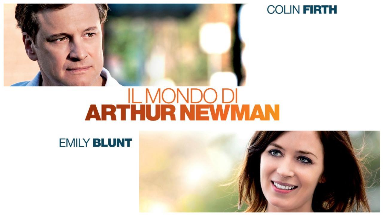 IL MONDO DI ARTHUR NEWMAN film con Colin Firth e Emily Blunt