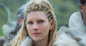 Katheryn Winnick in VIKINGS IV stagione su Rai4