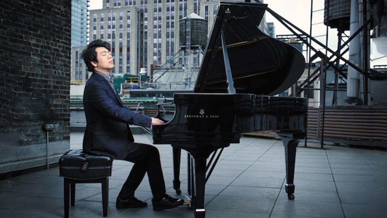 Lang Lang al pianoforte
